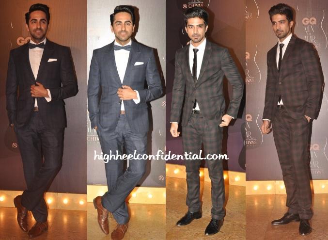 ayushmann-khurana-saqeeb-salim-sisley-gq-men-year-awards-2014