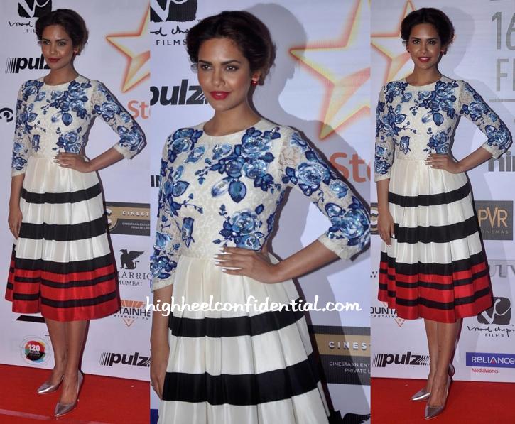 Esha Gupta In Atsu At Mumbai Film Festival 2014 Closing Night