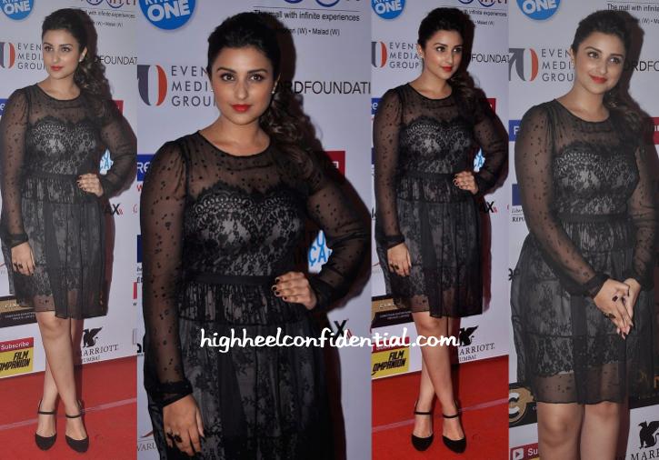 Parineeti Chopra In Notte By Marchesa At Mumbai Film Festival 2014 Closing Night-1