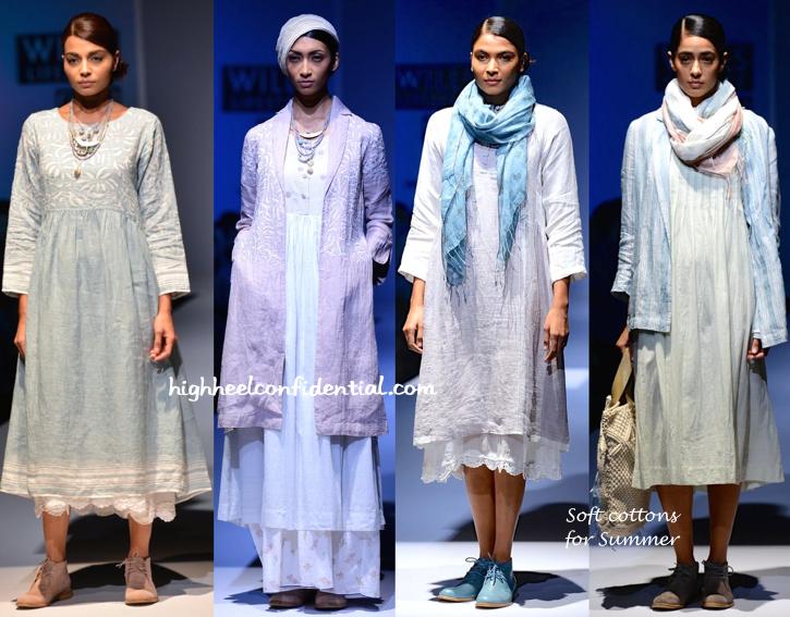 WIFW Spring:Summer 2015- Eka By Rina Singh-1