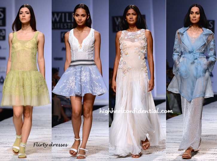 WIFW Spring:Summer 2015- Not So Serious By Pallavi Mohan-2