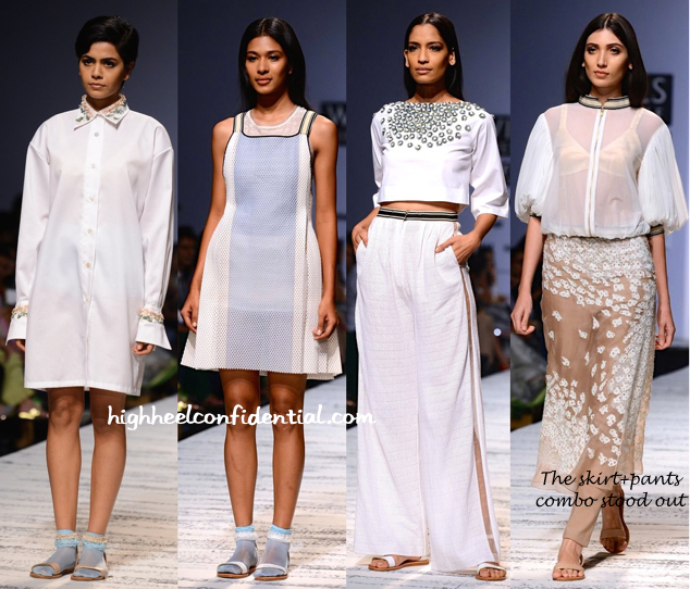 WIFW Spring:Summer 2015- Not So Serious By Pallavi Mohan-3