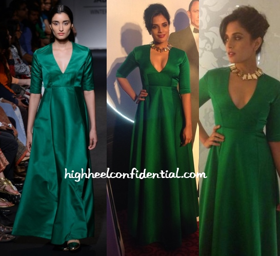 richa-chadda-sanjay-garg-elle-beauty-awards-2014