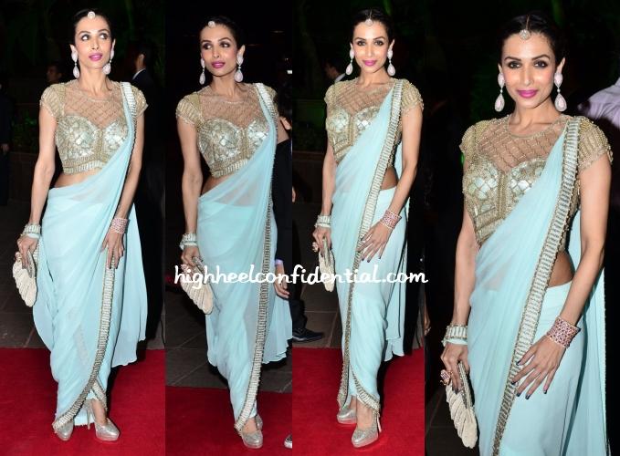 malaika-arora-sonaakshi-raaj-arpita-aayush-wedding-reception