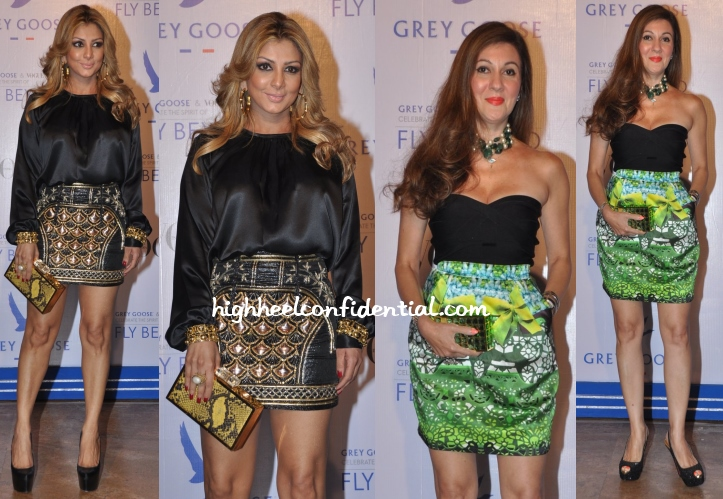 ramona-narang-balmain-laila-lamba-mary-katrantzou-grey-goose-fly-beyond-awards-2014