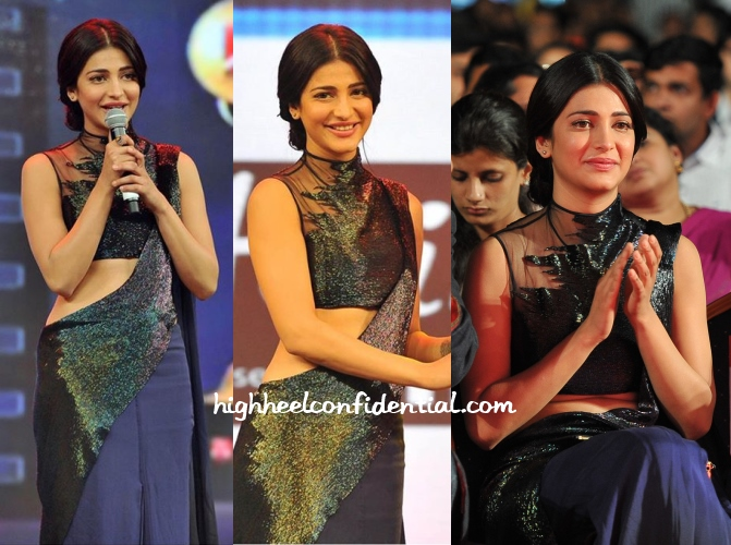 shruti-haasan-asiavision-awards-gaurav-gupta