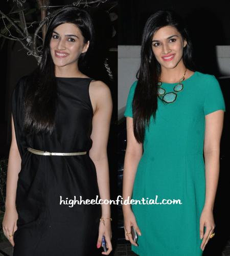 Kriti Sanon-Ugly Premiere-manish malhotra birthday bash-1