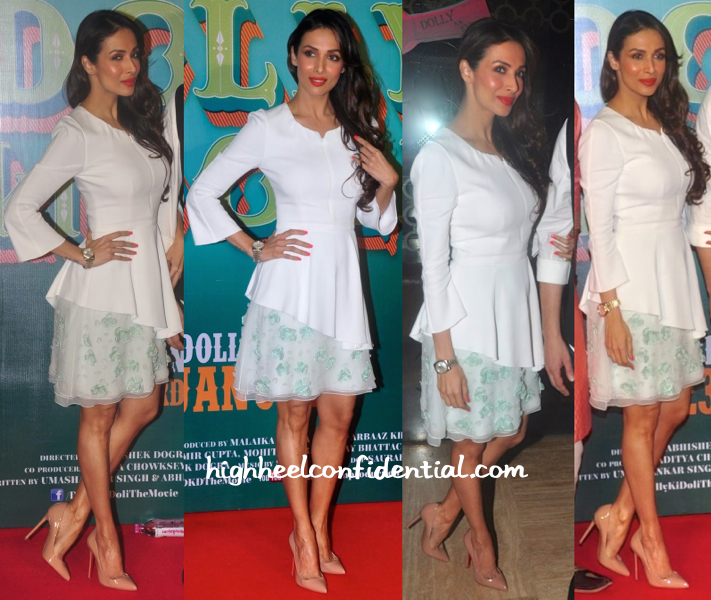 Malaika Arora Khan In Andrew Gn At 'Dolly Ki Doli' Trailer Launch-2