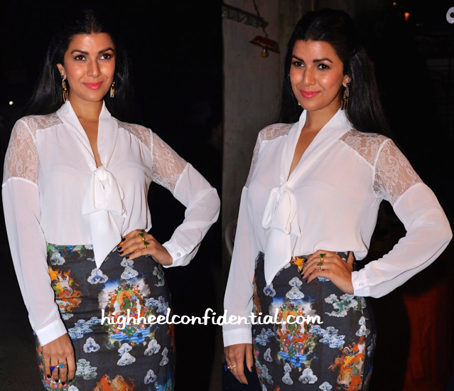 Nimrat Kaur At Thespo 16 Awards-2