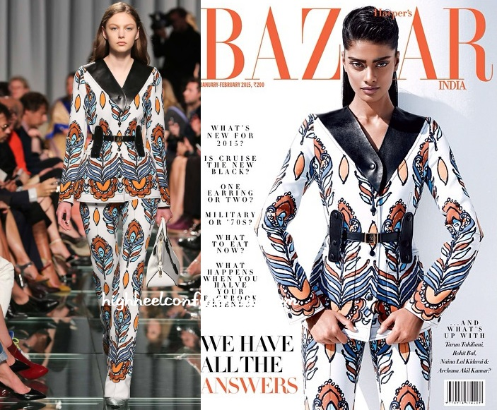 archana-akil-kumar-bazaar-2014-vuitton