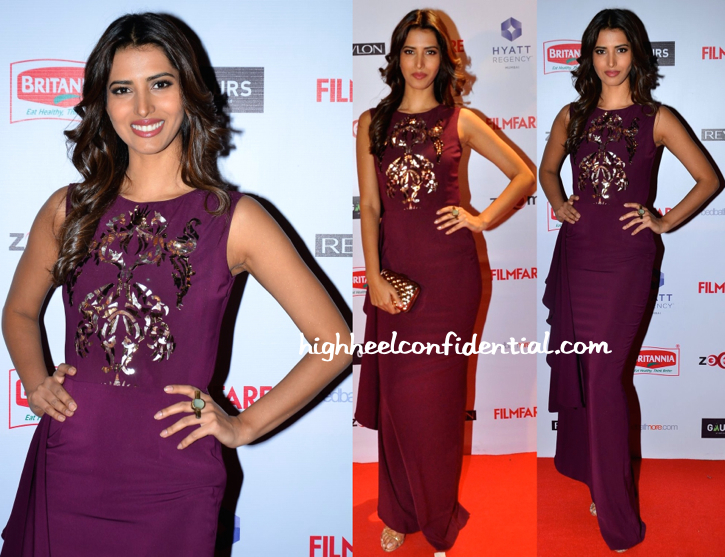 In Tanieya Khanuja- Manasvi Mamgai At Filmfare Pre-Awards Party 2015