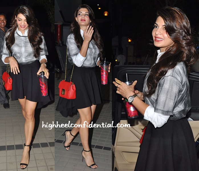 Jacqueline Fernandez At Roy Promotions-1