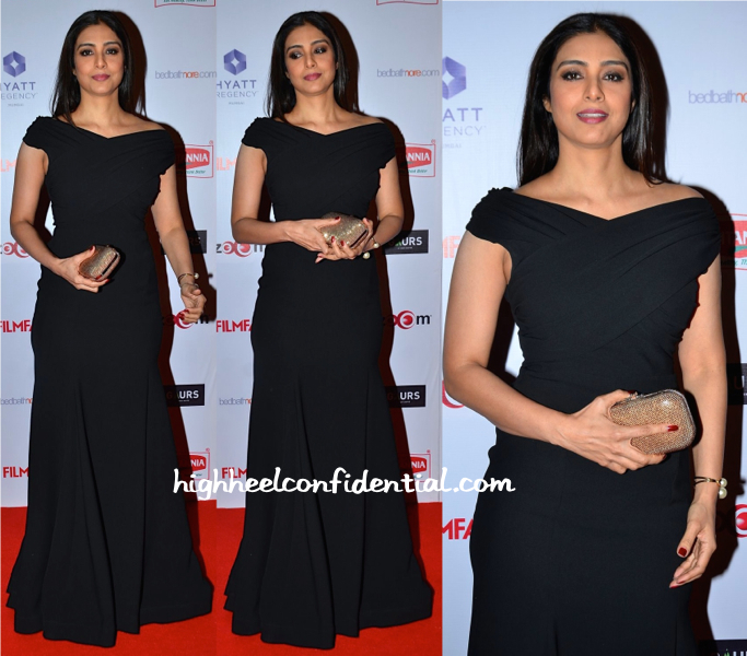 Tabu At Filmfare Pre-Awards Party 2015-1