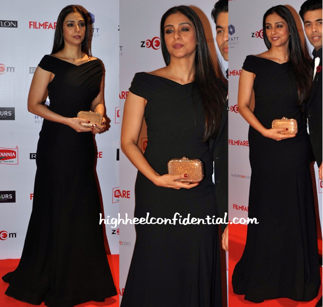 Tabu At Filmfare Pre-Awards Party 2015-2