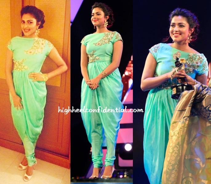 amala-paul-tisha-saksena-suhani-amrita-awards-2014