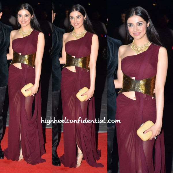 divya-khosla-kumar-gaurav-gupta-kussh-sinha-wedding-reception