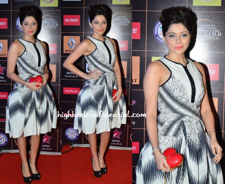 kanika-kapoor-peter-pilotto-star-guild-awards-2015