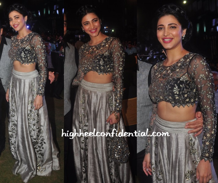 shruti-haasan-arpita-mehta-shamitabh-music-launch-1