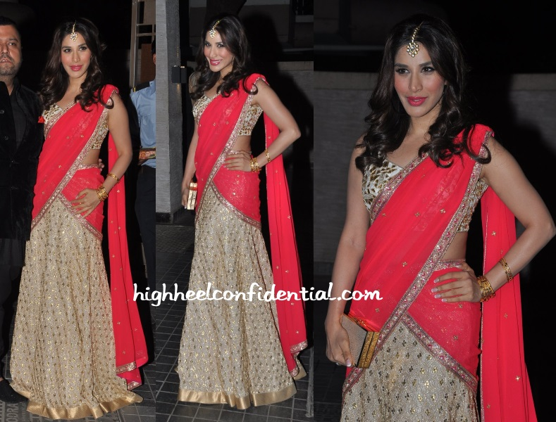 sophie-choudry-anushka-khanna-soha-kunal-wedding-reception