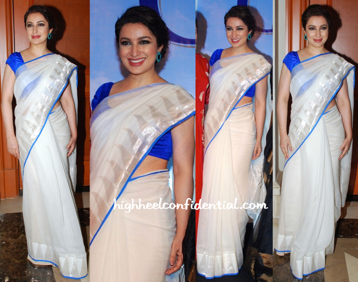 tisca chopra in raw mango at clinic plus event-1