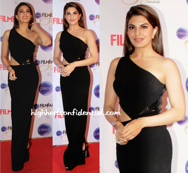 Jacqueline Fernandez In Michael Kors At Filmfare Glamour And Style Awards 2015-2