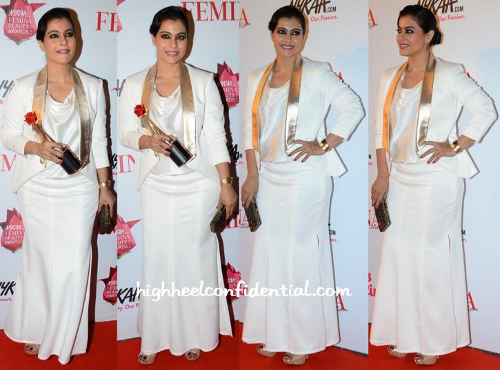 Kajol At Femina Beauty Awards 2015-1