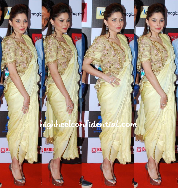 Kanika Kapoor At Mirchi Music Awards 2015