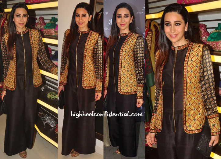 Karisma Kapoor At Anjali Jani Store Launch-2