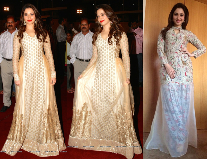 Tamannaah Bhatia At Rajiv Reddy-Kavya Wedding Reception And LOT Mobile Store Launch