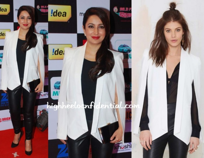tisca-chopra-radio-mirchi-awards-2015