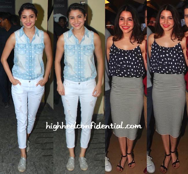 Anushka Sharma At NH10 Screenings-1