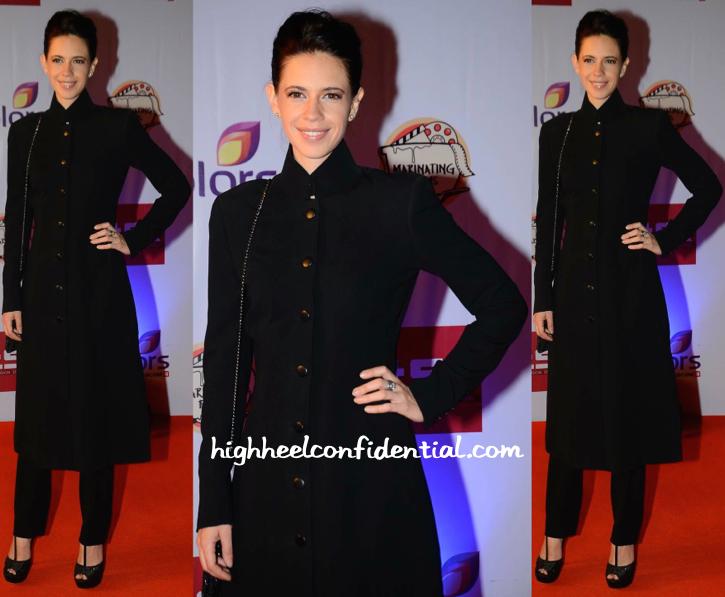 Kalki Koechlin At Television Style Awards 2015