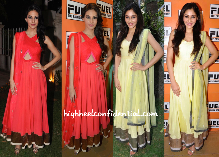 Kanika Kedia collection launch-amyra dastur-pooja chopra