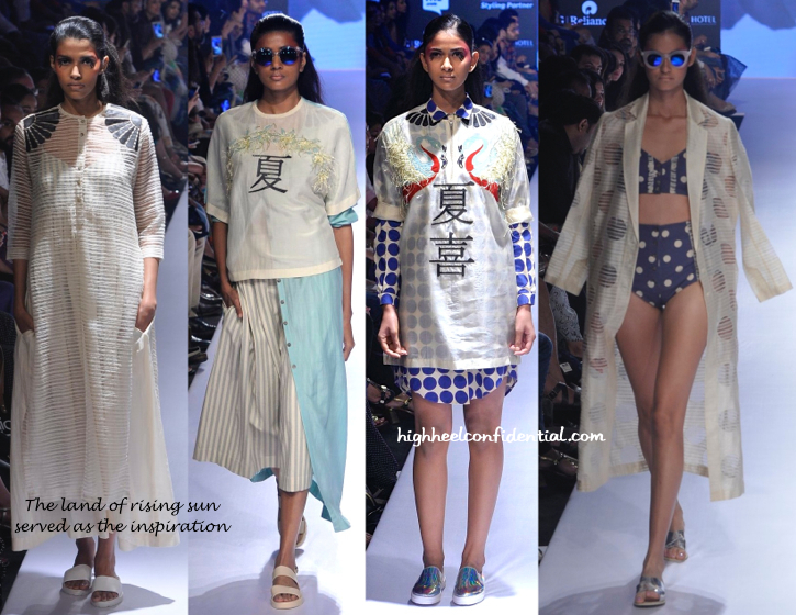 LFW Resort 2015-Ikai By Ragini Ahuja-1