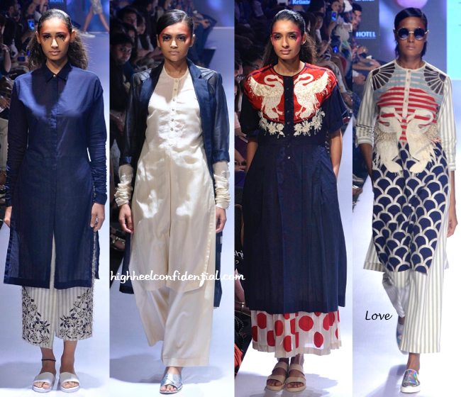 LFW Resort 2015-Ikai By Ragini Ahuja-2