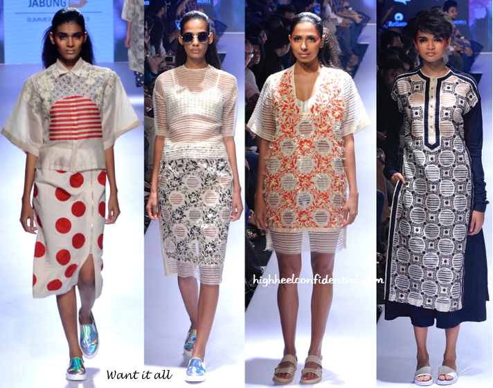 LFW Resort 2015-Ikai By Ragini Ahuja-3