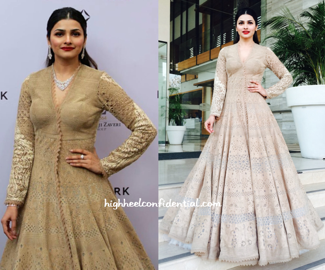 Prachi Desai in Rimple & Harpreet Narula at a Forevermark event in Ahmedabad-2
