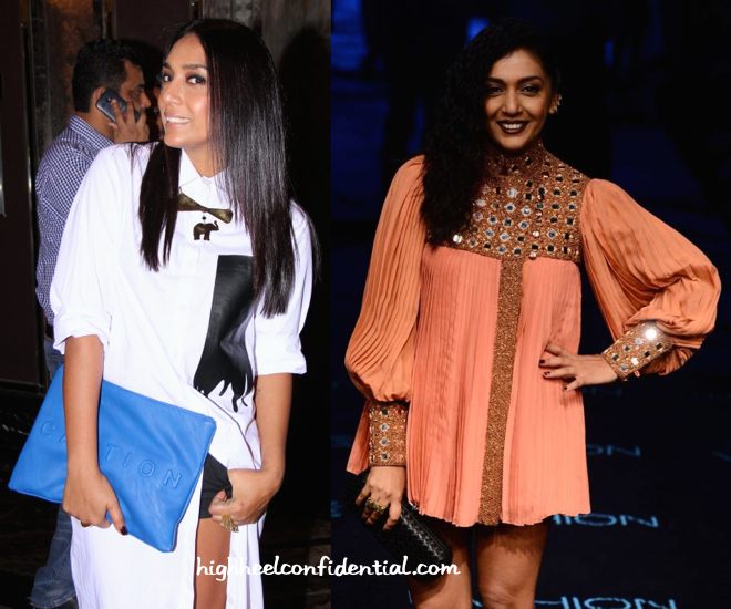 Shveta Salve In Huemn And Anaikka At Lakme Fashion Week 2015-2