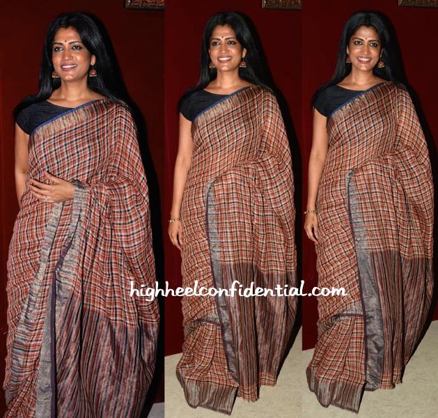 Swati Shetty At Sabyasachi Resort 2015 Presentation