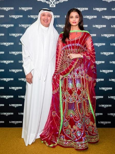aishwarya-manish-arora-longines-kuwait