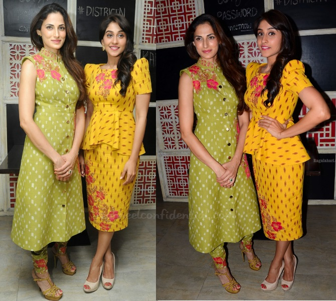 shilpa-reddy-regina-cassandra-press-meet-pochampally