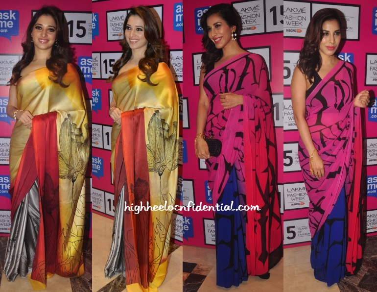 tamannaah-sophie-satya-paul-lakme-fashion-week-2015