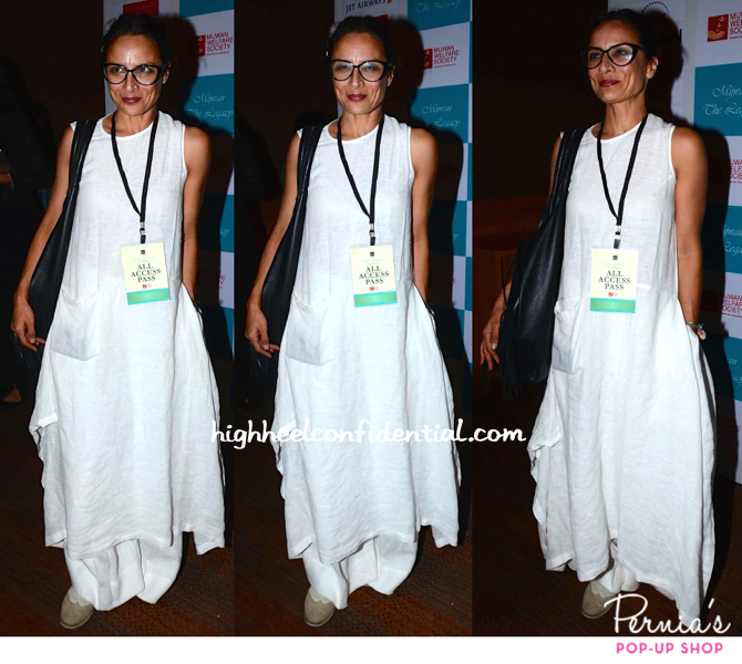 Adhuna akhtar in payal khandwala at mijwan show