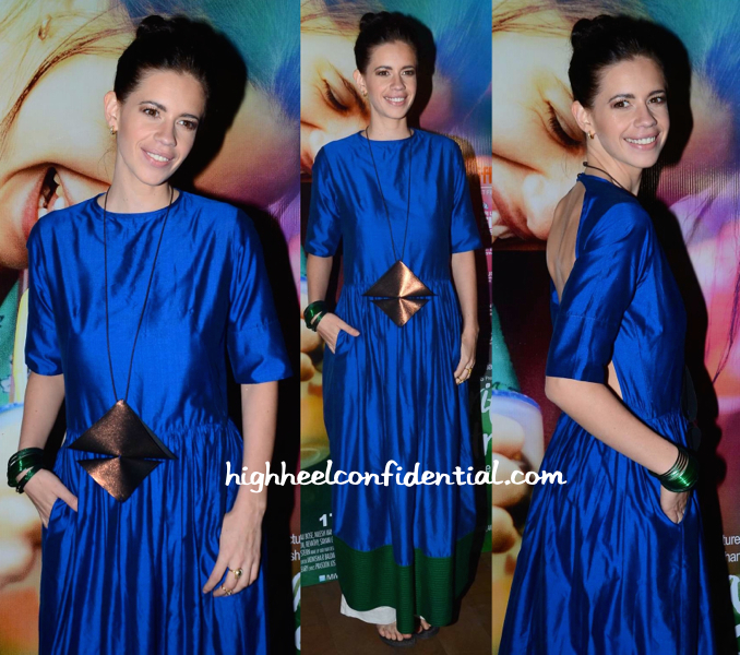 Kalki Koechlin at Margarita, With A Straw Screening-payal khandwala