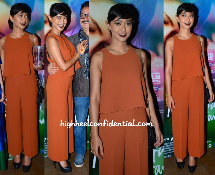 Sayani Gupta In Zara At 'Margarita, With A Straw' Screening