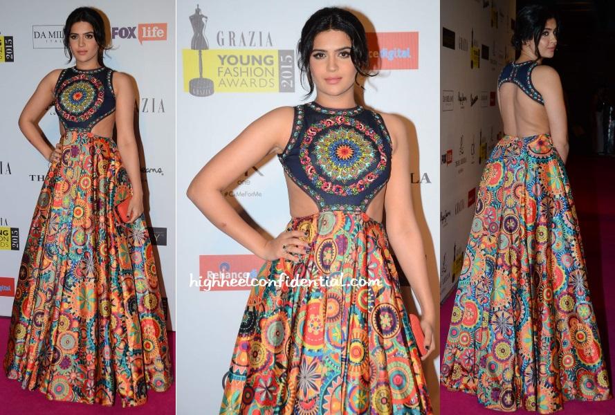 deeksha-seth-neha-agarwal-grazia-young-fashion-awards-2015