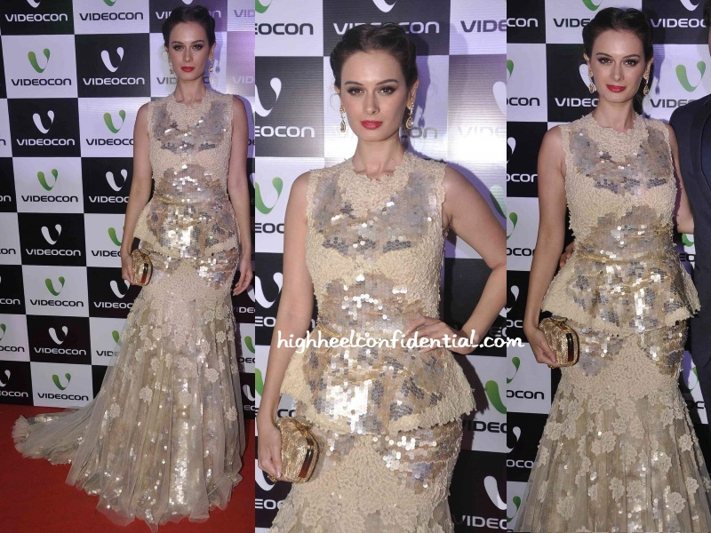 evelyn-sharma-rocky-s-videocon-event