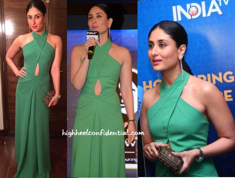 kareena-kapoor-monisha-jaising-india-tv-yuva-awards-2015