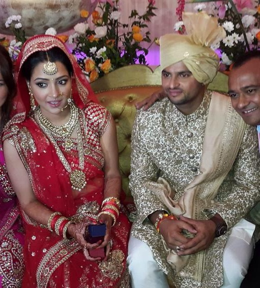 suresh-raina-priyanka-sabyasachi-wedding-1