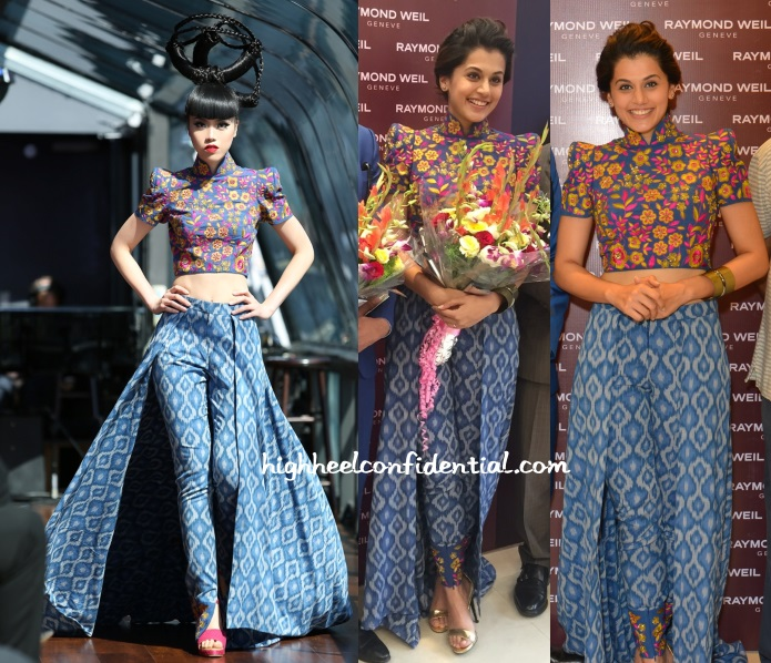 taapsee-shilpa-reddy-raymond-weil-pune